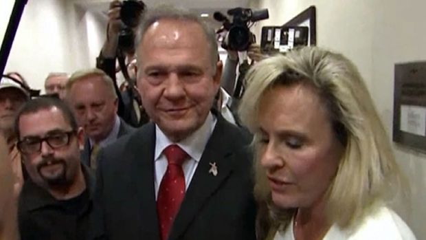 Roy Moore's Communications Director Resigns