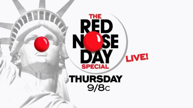 [NATL] Red Nose Day: Second Annual Telethon Returns Tonight