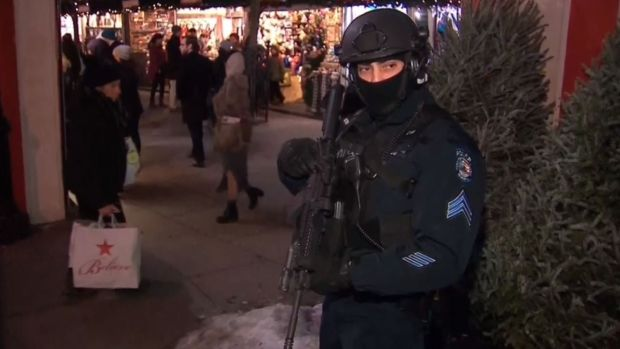 [NATL] Heightened Security In Wake of Berlin Truck Attack