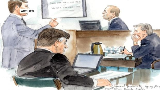 [NATL] Rick Gates Testifies He Committed Crimes With Paul Manafort