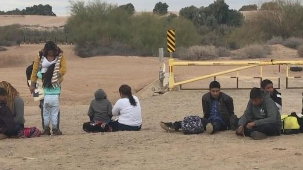 [NATL] Border Patrol: Processing Centers Over Capacity