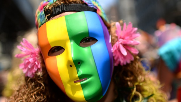 Images From the 2014 Annual Gay Pride March in NYC