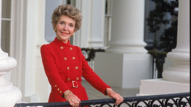 Nancy Reagan Through the Years
