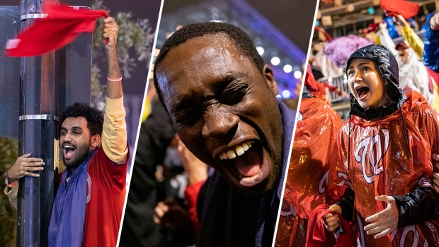 [NATL DC] Photos: These Nats Fans' Faces Say It All After World Series Victory
