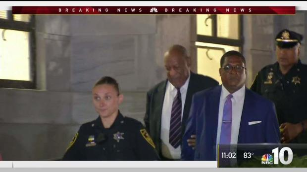 Jury begins deliberating sex charges against Bill Cosby