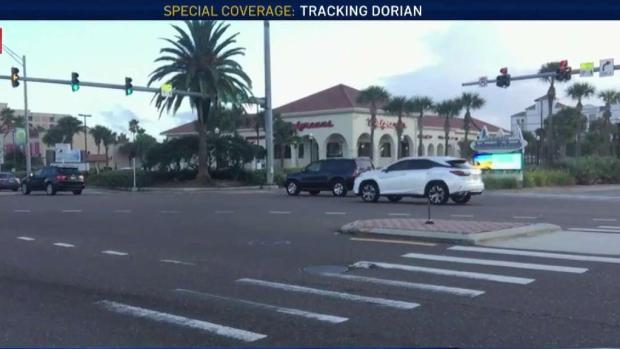 [MI] North Florida on Guard Ahead of Possible Dorian Strike