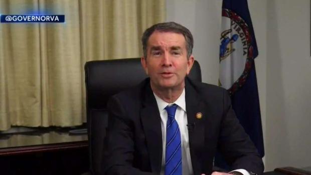 [NATL DC] Northam Huddles With Staff Amid Calls to Resign