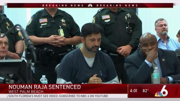 [MI] Nouman Raja Sentenced to 25 Years in Prison