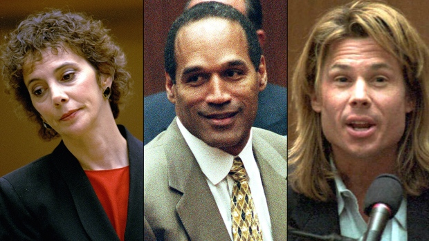key players in civil trial In the civil trial as in the murder trial, the plaintiff will be trying to prove simpson  murdered his ex-wife and her friend, with several key differences  two years  later, simpson story still being played out - june 12, 1996 judge.