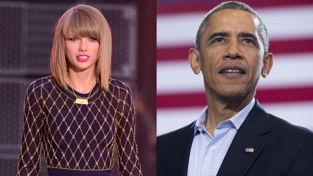 "Fallon: Obama Sings Swift's ""Shake It Off"""