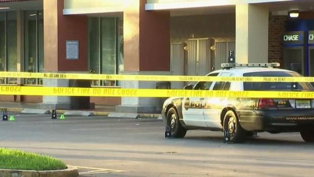 [MI] Officer Hospitalized After Miramar Hit and Run Crash