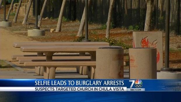 [DGO] 'Selfie' Leads Police to Church Burglary Suspect