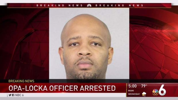 [MI] Opa-locka Officer Accused of Punching Teen