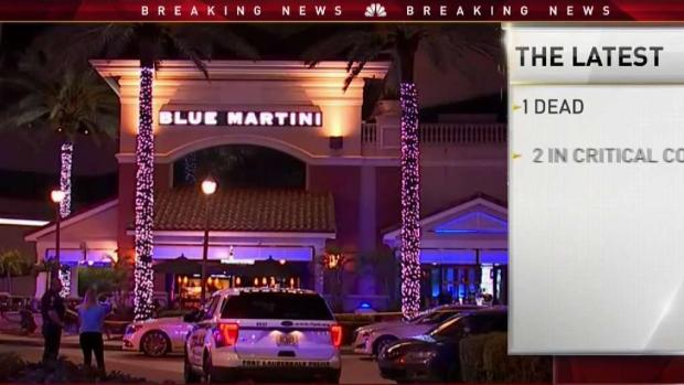[MI] Overnight Shooting Kills 1 Inside Fort Lauderdale Mall