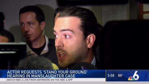 [MI] Pablo Lyle to Get 'Stand Your Ground' Hearing