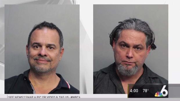[MI] Pair Accused of Posing as Federal Agents at Versailles