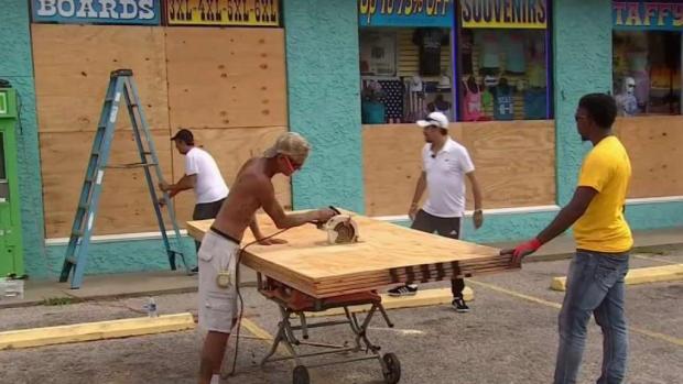 [MI] Panama City Bracing for Hurricane Michael