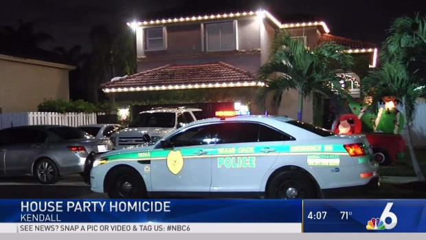 [MI] Party Guest Killed by Stray Bullet in Kendall