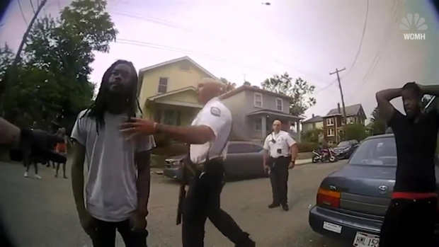 [NATL] Body Cameras Capture Controversial Police Punch