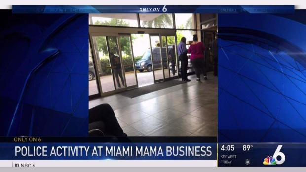 [MI] Police Activity at Miami Mama Business in Hallandale