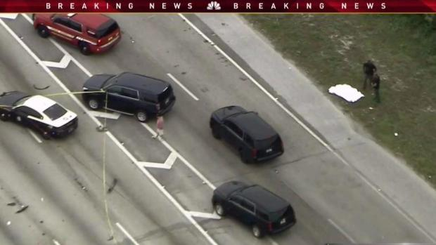 Police Involved Shooting Closes I 95 in Palm Beach Co.