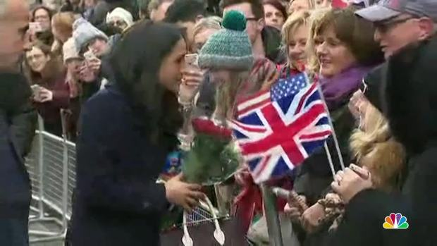 [NATL] Prince Harry, Meghan Markle Starts First Official Joint Tour