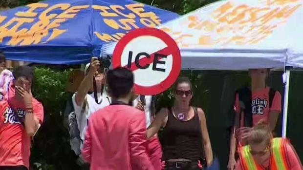 [MI] Protesters Bond Out After Miramar ICE Arrest