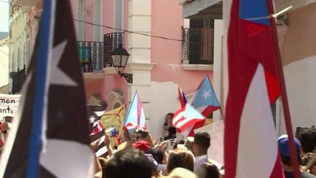 [MI] Protests Continue in Puerto Rico Calling for Governor's Ouster