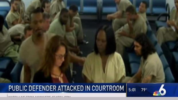 [MI] Public Defender Attacked in Broward Court