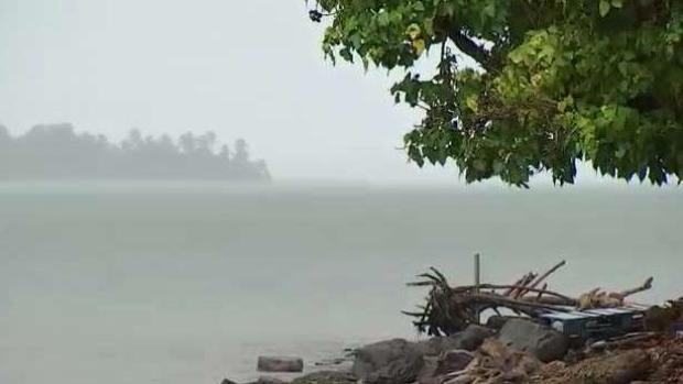 [MI] Puerto Rico Avoids Direct Hit from Hurricane Dorian
