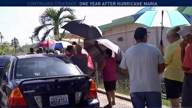 [MI] Puerto Rico Recovering One Year After Maria