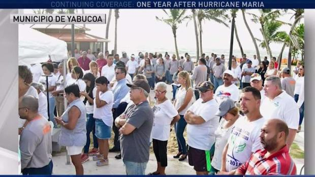 [MI] Puerto Rico Remembers Maria One Year Later