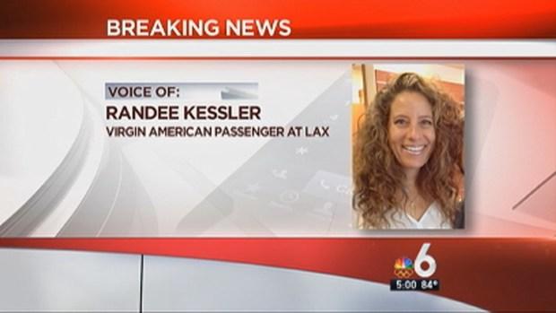 [MI] South Florida Woman Talks About LAX Shooting