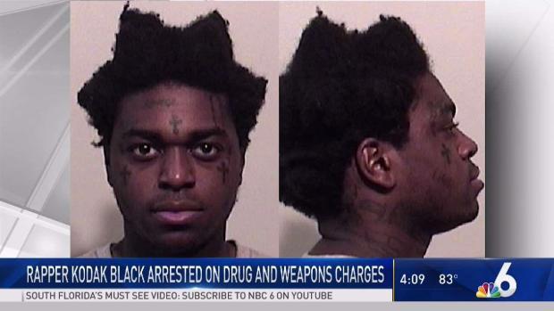 [MI] Rapper Kodak Black Arrested at US-Canada Border