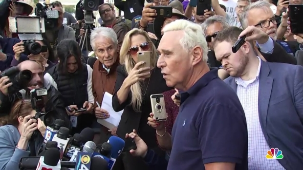 [MI] 'I Believe This Is a Politically Motivated Investigation: Roger Stone