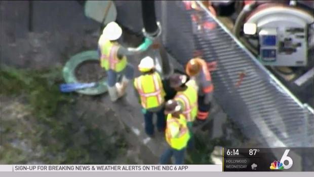 [MI] Raw Sewage Prompts Precautionary Advisory in Miami