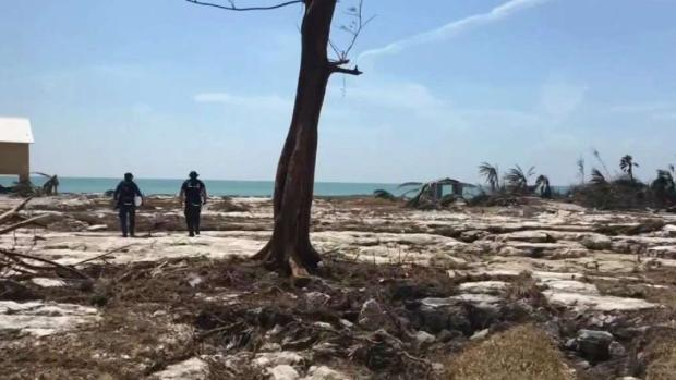 [MI] Recovery Efforts Continue in Bahamas