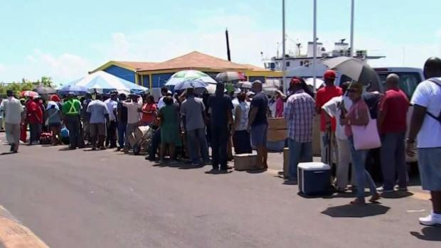 [MI] Relief Efforts Continue in the Bahamas After Dorian