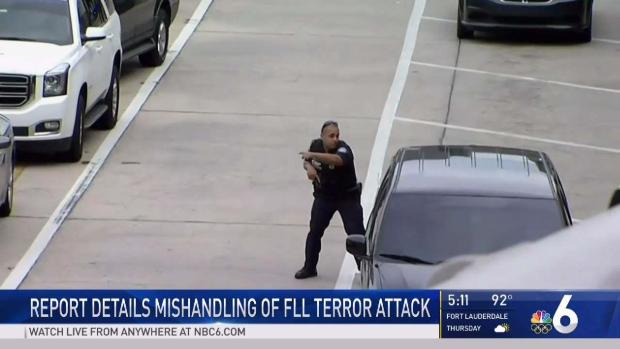 [MI] Report Details Confusion During FLL Shooting Response