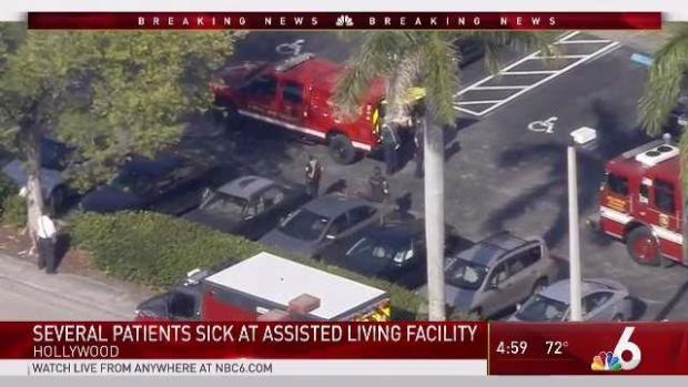 [MI] Residents Become Ill at Hollywood Assisted Living Facility