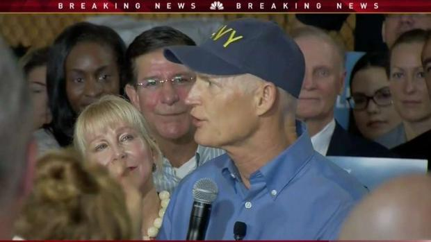 [MI] Rick Scott Announces Run For US Senate