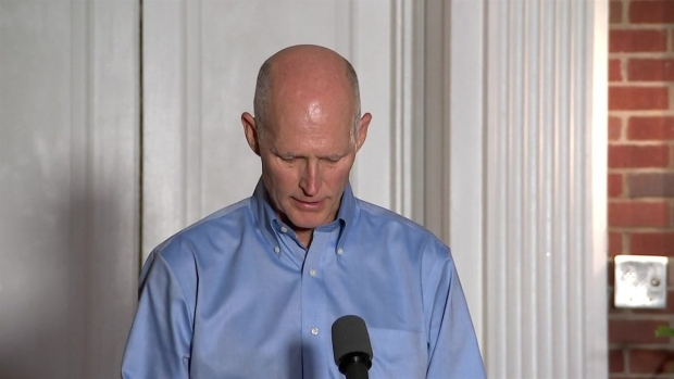 Rick Scott Sues Elections Supervisors Over Ballot Counting Delays
