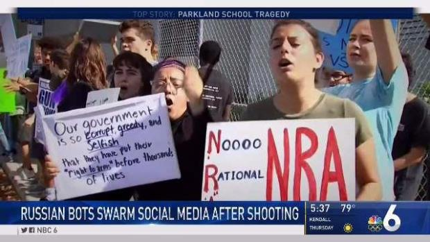 [MI] Russian Bots Swarm Social Media After School Shooting