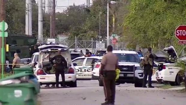 [MI] SWAT Team Situation Ends in Miami-Dade