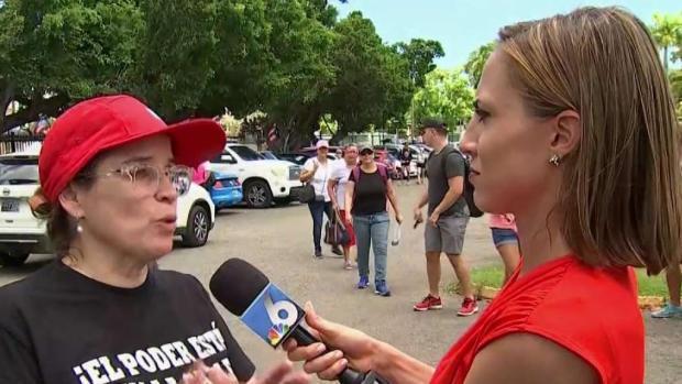 [MI] San Juan Mayor on 'Chatgate': 'I Was Very Upset'