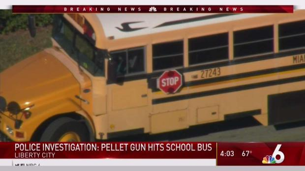 [MI] School Bus Possibly Shot With Pellet Gun in NW Dade