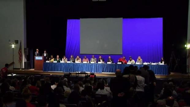 [MI] School Safety Town Hall Turns Contentious