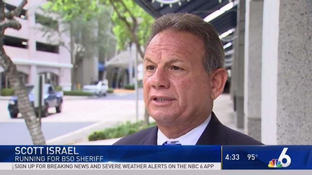 [MI] Scott Israel Files Paperwork to Run for Broward Sheriff Again