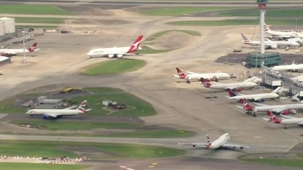[NATL] British Airways Cancels London, Gatwick Flights Due to IT Failures