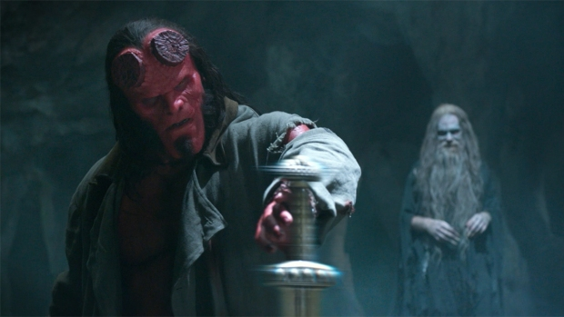 [NATL] Bringing the 'Hellboy' Comics to Life